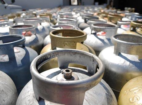 Petrobras aumenta preço médio do gás de cozinha em 8,9% a partir de Hoje