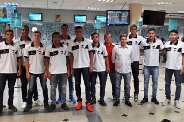 River embarca para a Bolívia, onde disputa Torneio de Futebol Sub-20