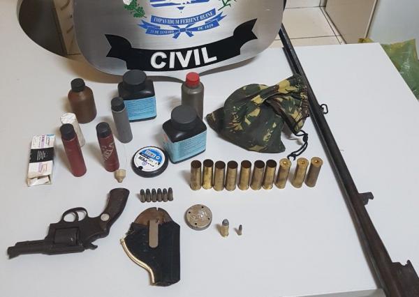 Polícia Civil deflagra operação Vale do Sambito na região de Valença