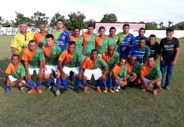 Seleção dos Cinquentões de Agricolândia perde de 2x0 para Barro Duro