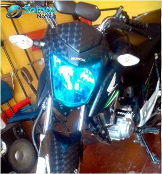 Motociclista é agredido e tem a moto levada por bandidos em Amarante