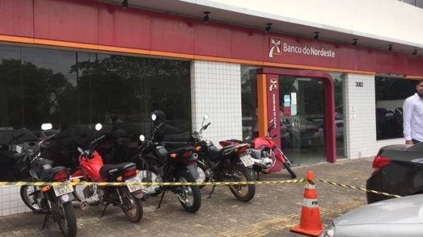 Banco do Nordeste é assaltado e funcionária é feita refém em Teresina - PI
