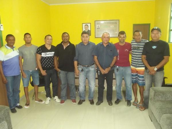 Prefeitura de Agricolândia é Contemplada com Escolinha de Esporte