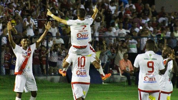 Sampaio Côrrea vence River-PI por 1 a 0 com gol de Erick
