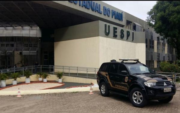 Polícia Federal deflagra Operação Curriculum na Uespi