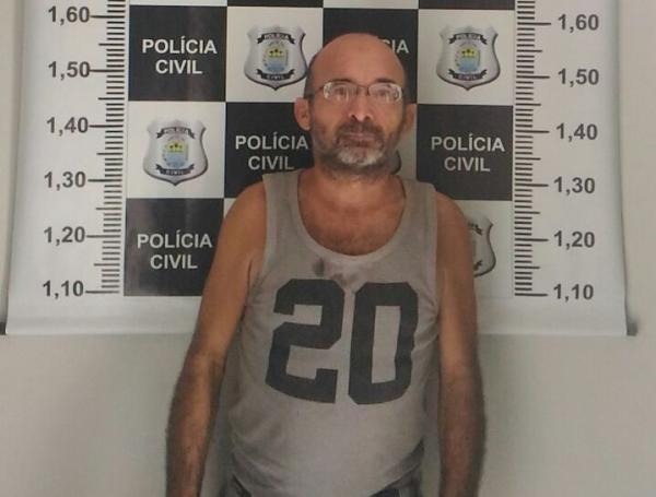 Polícia Civil de Água Branca cumpre mandato de prisão contra acusado de crime de trânsito e falsificação