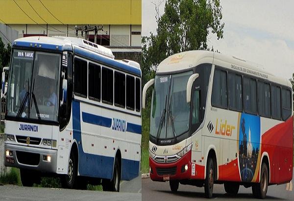 Ministério Público denuncia empresas de ônibus Líder e Jurandi