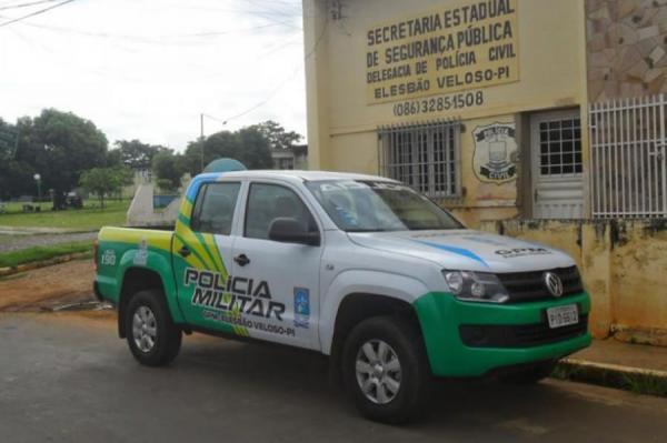 Polícia Civil em Elesbão Veloso prende suspeito de estupro