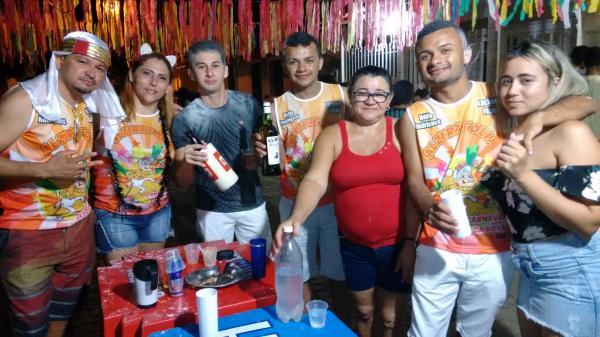 Carnaval de Hugo Napoleão: bloco Alzira Folia 2018 primeira noite com Diogo Sakana