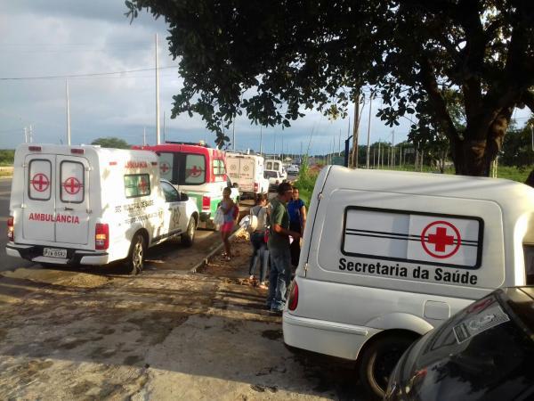 PRF apreende ambulâncias de quatro municípios do Piauí