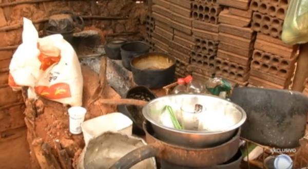 Câmera Record retrata a fome em cidade no interior do Piauí; Veja vídeo