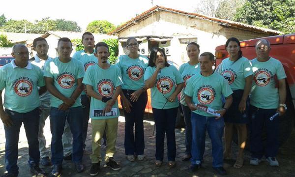 Lagoinha do Piauí realiza combate a Dengue, ZiKa e Chikungunya