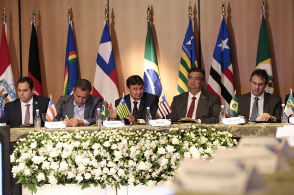 Governadores querem criação de força integrada para atuar no Nordeste