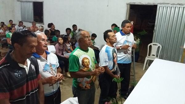 Confira como foi a abertura dos festejos de São José no Novo Horizonte