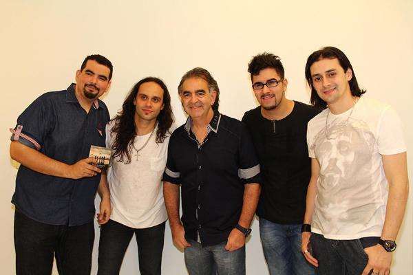 Banda Anjos de Resgate fará show em Esperantina dia 31 de março