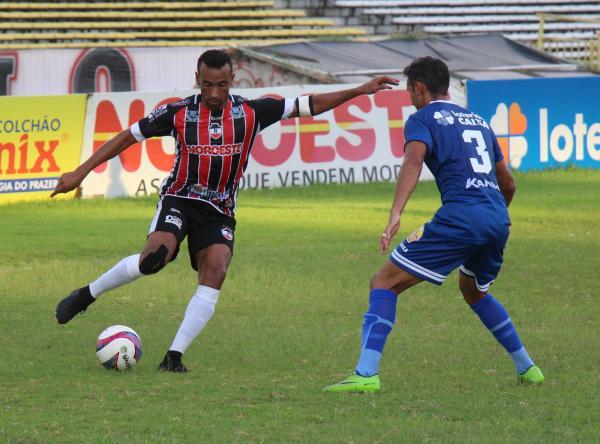 Com gol de Eduardo, River vence Parnahyba e volta à liderança do Piauiense