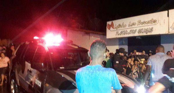 AguaBranquense suspeito de tentativa de assalto é morto a tiro em Caxias-MA