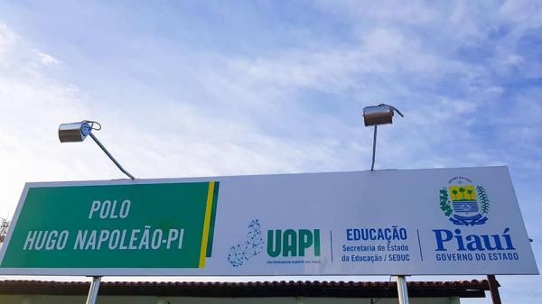 Os municípios de Olho D'água e Hugo Napoleão contam agora com o Ensino Superior