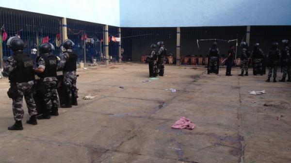 Operação 'Intimorato' é deflagrada em penitenciárias do Estado do Piauí