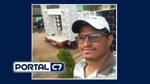 Corpo de Jovem é encontrado no rio por um morador na cidade de Palmeirais-PI