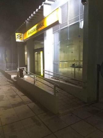 Quadrilha explode Banco do Brasil e Caixa Econômica de Piracuruca