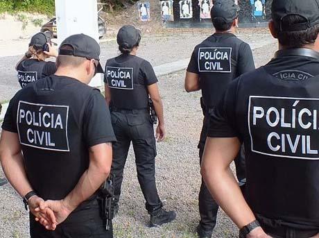 Concurso da Polícia Civil: 350 vagas e salário de até R$ 16 mil