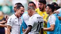 Corinthians bate Palmeiras Nos pênaltis no Allianz e é bicampeão paulista
