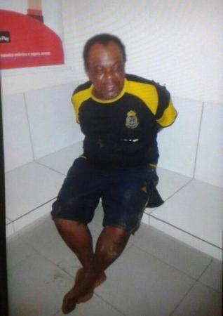 Bandido que fugiu algemado de delegacia é capturado em São Pedro do Piauí