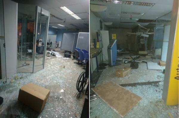 Preso com explosivos é suspeito de comandar roubos em oito cidades do Piauí