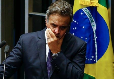 Aécio Neves vira réu no STF por corrupção e obstrução de Justiça
