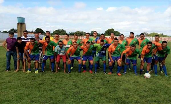 Agricolândia vence Elesbão Veloso e passa para a 2ª fase da VII Copa Quarentão de Futebol