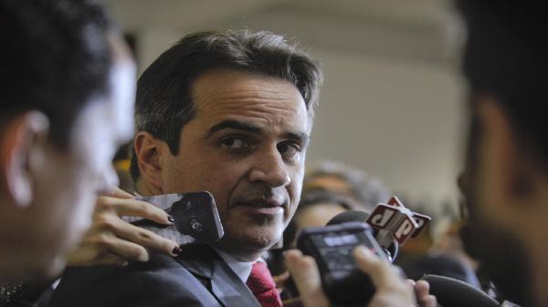 PF faz buscas no gabinete do senador Ciro Nogueira