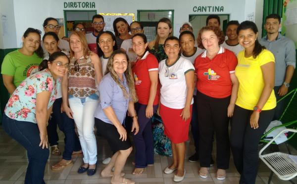 Programa Saúde na Escola é Realizado em Hugo Napoleão