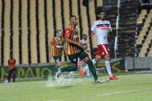 Sampaio Corrêa vence o River e jogará na Copa do Nordeste 2019