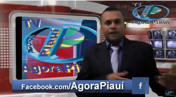 Lançamento da Web TV AgoraPI