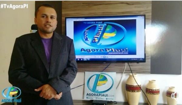 Jornal Agora Piauí - Ao Vivo -  edição dia 17 de abril