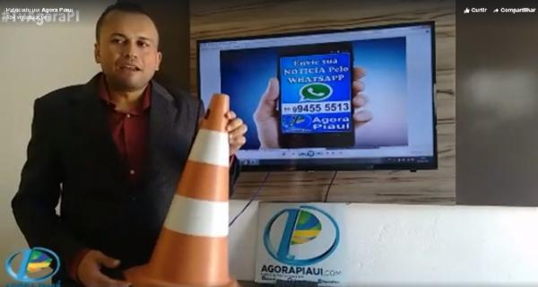 Jornal Agora Piauí na TV - edição do dia 13/11