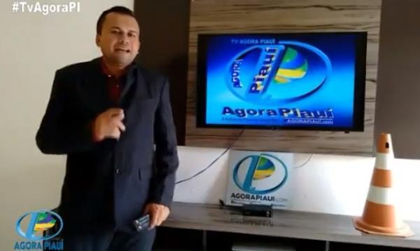 Jornal Agora Piauí na TV - edição do dia 16/10